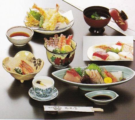 華コース 4,500円(税別)
