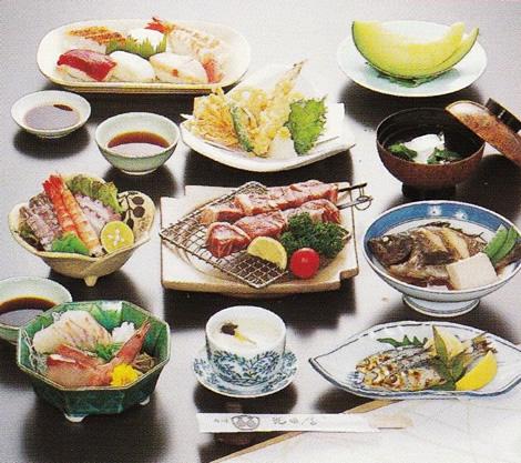宴コース 6,300円(税別)